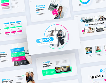 Free Business Start Up PowerPoint Presentation Template