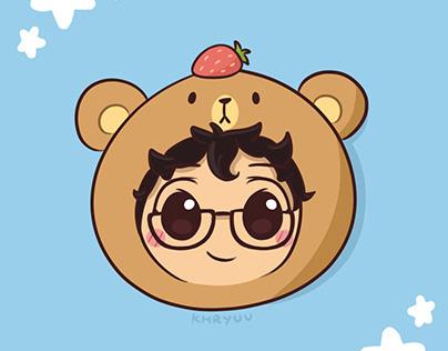 Brown Bear Boy