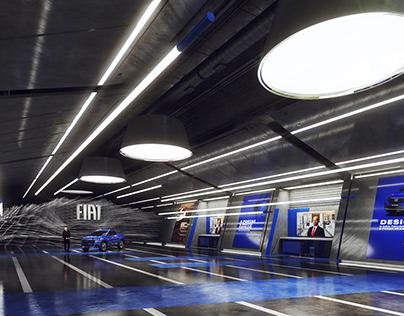 FIAT Strada, virtual meeting