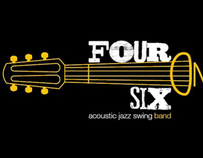FourONsix band, logo