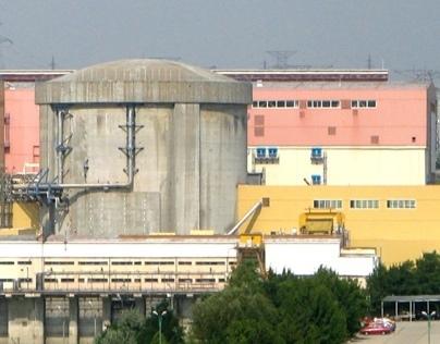 Cernavoda Nuclear Power Station, Romania