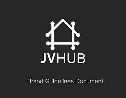 JV Hub Brand Guidelines Document