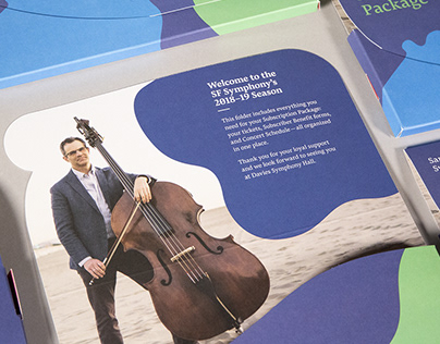 SF Symphony 18/19 Season - Subscriber Welcome Package