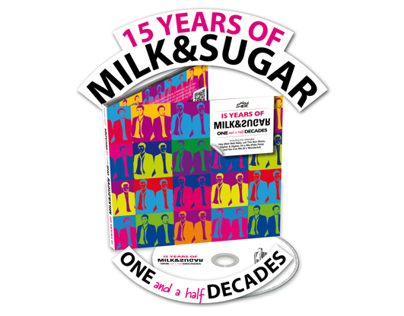 15 Years of Milk&Sugar - one and a half decades