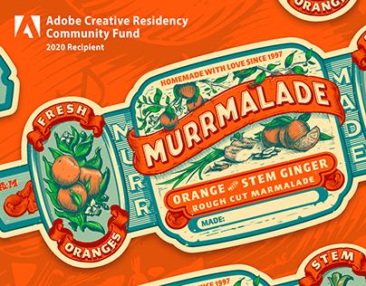 MURRMALADE - Adobe Residency Fund