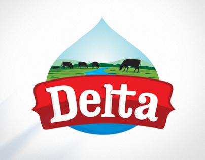 Powder Milk - DELTA Branding