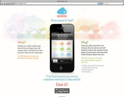 Weddar Website