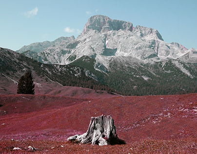 RUBYLICIOUS - Surreal Dolomites