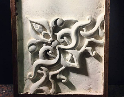 relief sculpture  projects