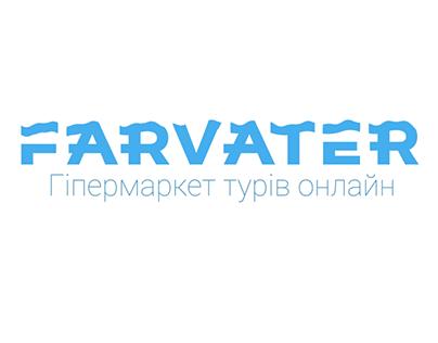 FARVATER travel - motion design