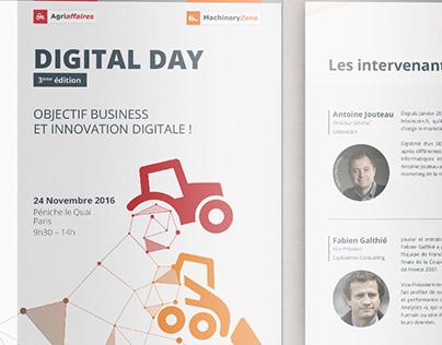 Digital Day 2016 - MBDiffusion