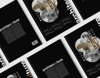 Architeculture / Magazine
