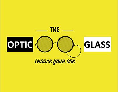 Modern Logo For A Glass Shop