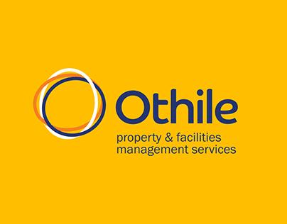 Othile Property & Facilities Identity Design