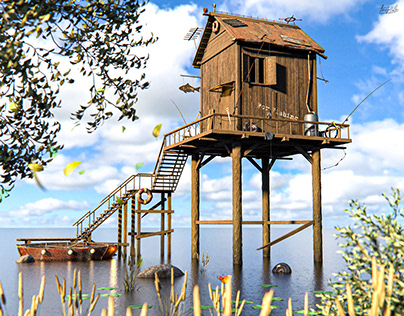 Fishing House