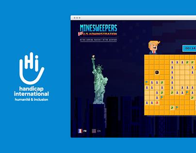 Minesweeper VS U.S. Administration