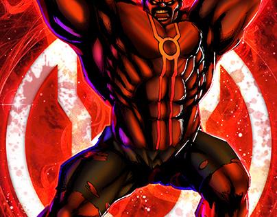 Red Rage Hulk