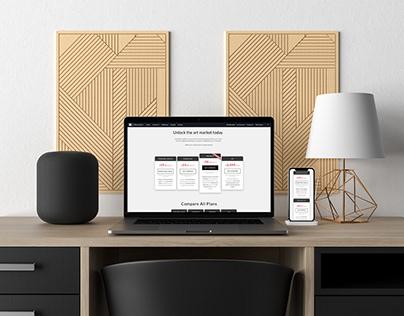 Responsive Design- Plans UX