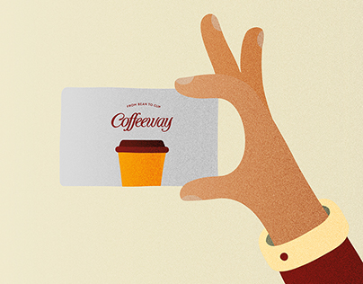 Coffeeway, from bean to cup