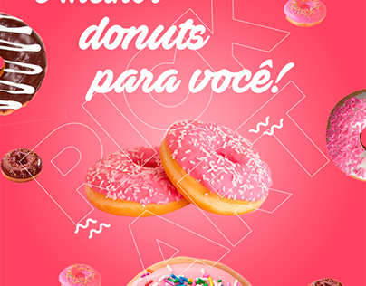Donuts - Docerias