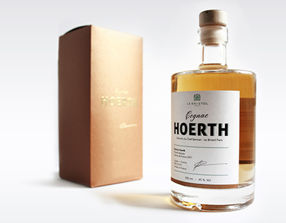 Cognac HOERTH — Le Bristol Paris