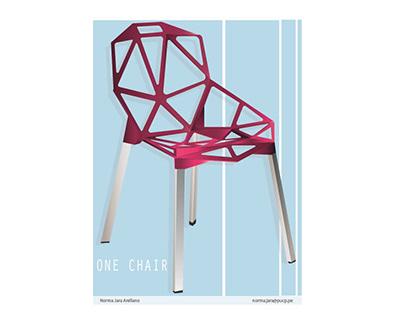 Ilustración One Chair
