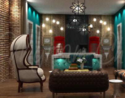 Hotel Boutique Design On Behance