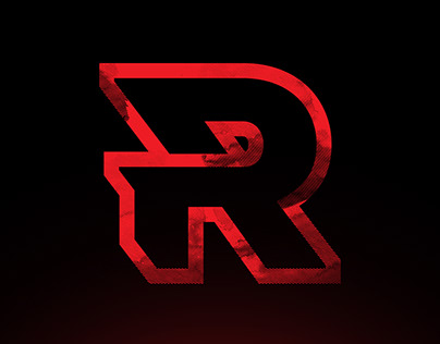 Rampage - logo, gif, banner, emoji design