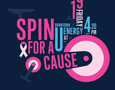 Spin for a Cause