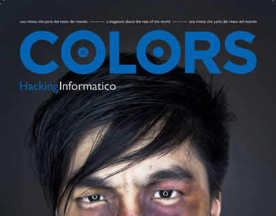 COLORS Magazine Covers (Set of 6)