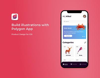 Polygon App - UI UX design case study