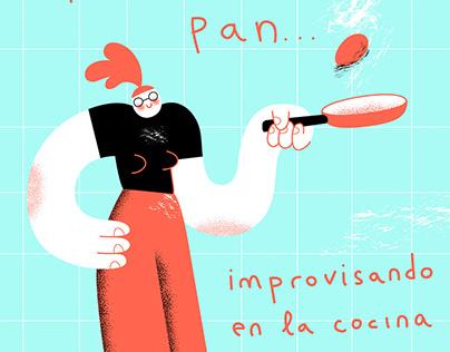 A FALTA DE PAN