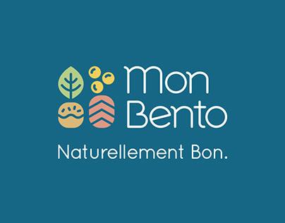 Mon Bento identity design