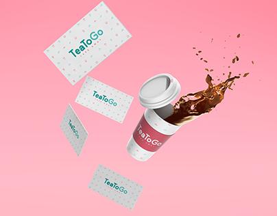 Tea To Go - Brand Design