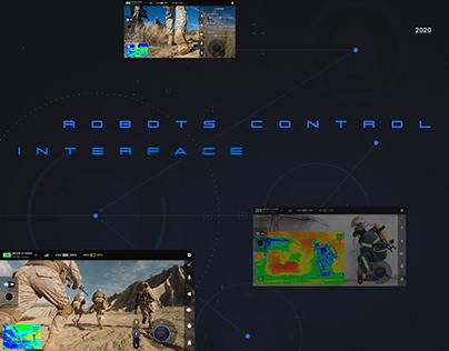UNHITECH Robot Remote Control Interface