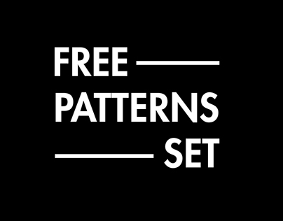 Free Patterns Set