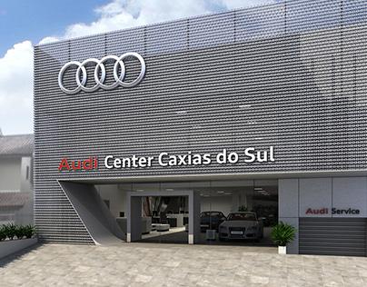 Arquitetura - Audi Center Caxias do Sul Eurobike