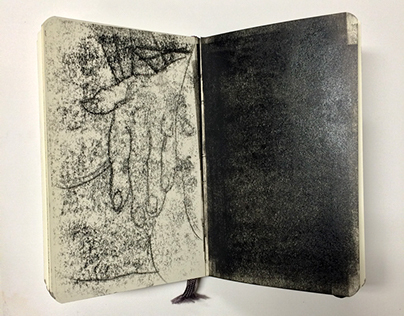 Sketchbook 2015-16