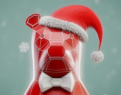 Rosco and Christmas time