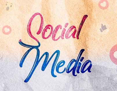 Social media project for Prime press