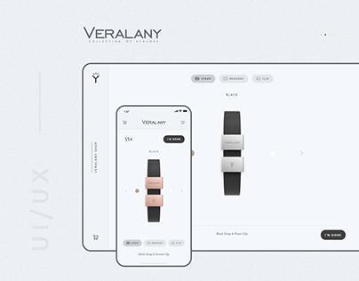 Veralany | UI/UX
