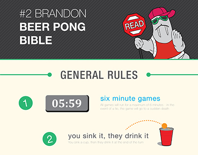 #2 Brandon Beer Pong Bible