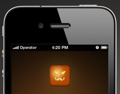 4Halloween iPhone app