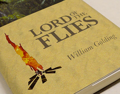 Lord of the Flies—Dust Jacket and Cover