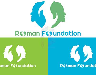 Logo and Brand Design for Roman Foundation NGO