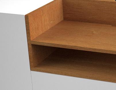 Mueble de Tv | Concept