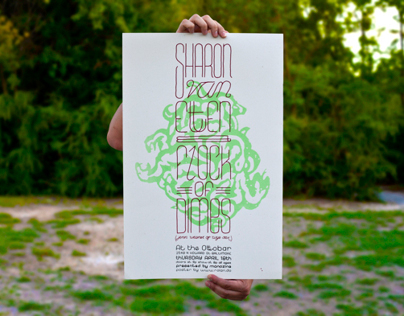 Silk Screen Posters