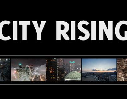 City Rising (Timelapse)