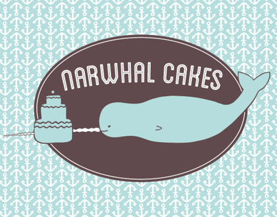 Narwhal Cakes Identity
