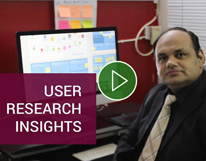 VIDEO SESSION: USER RESEARCH INSIGHTS